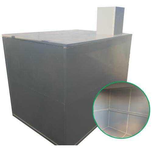 Rezervor apa irigatii 8.000 litri polipropilena